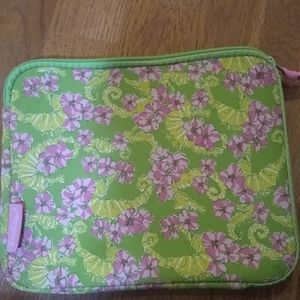 Lilly Pulitzer small tablet case